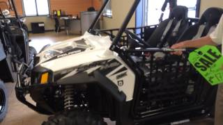 8. Dry Ridge Polaris 2014 RZR 800S FOX white lightning with Pro Armor accessories! Clearance!