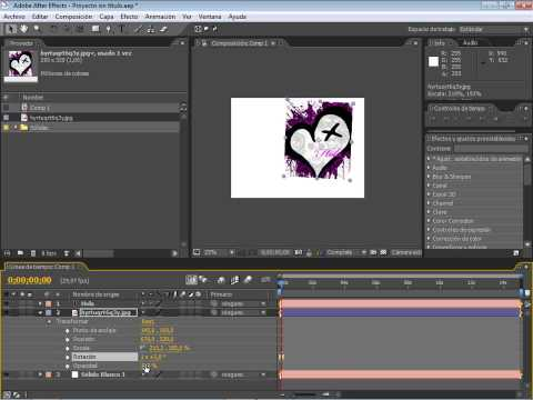 Video 6 de After Effects: Introducción a After Effects para principiantes