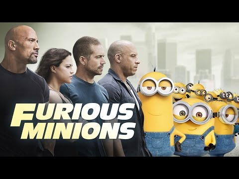 Furious 7 vs Minions: who will be faster?