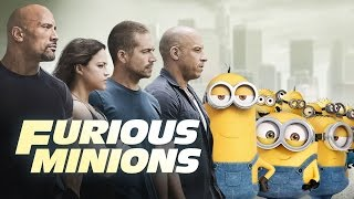 Nonton Furious Minions - Minions Invade The Fast & The Furious (2015) HD Film Subtitle Indonesia Streaming Movie Download