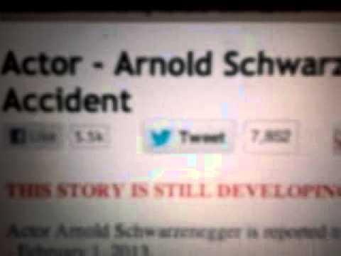 Arnold Schwarzenegger Dead or not