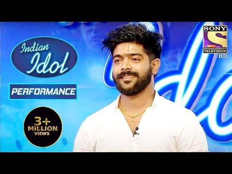 Revant's Rockstar Performance On 'Janam Janam'   Indian Idol