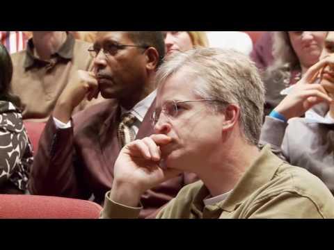 Creation vs Evolution seminar.  Walter Veith & Ben Carson