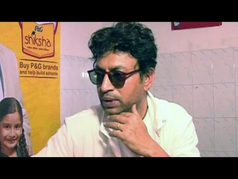 Irrfan Khan talks about Bollywood-Hollywood