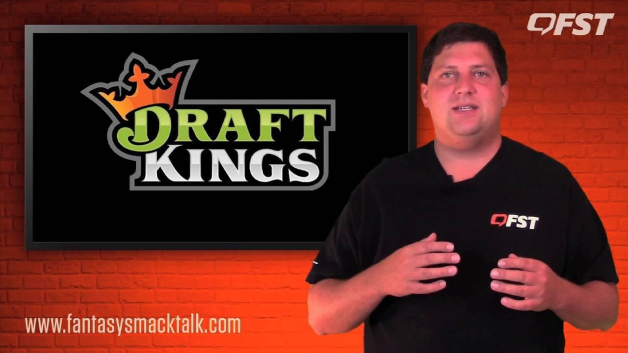 Daily Fantasy Football: Week 2 DraftKings Value Picks thumbnail