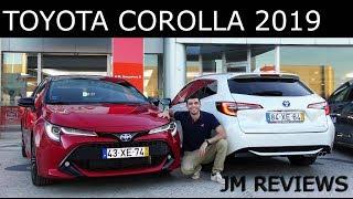 Toyota Corolla 2019 - O Carro Mais Vendido Do Mundo Voltou Ao Nome Corolla - JM REVIEWS 2019