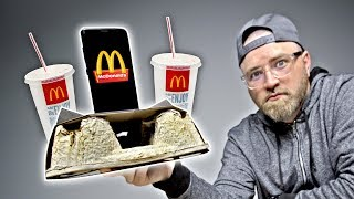 Video McDonald's Made A Boombox??? MP3, 3GP, MP4, WEBM, AVI, FLV Januari 2018