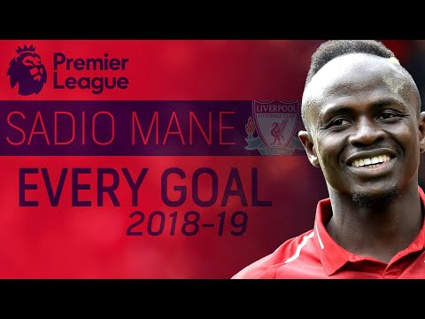 Every Sadio Mane goal from the 2018-19 Premier League season | NBC Sports