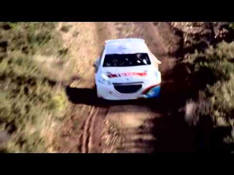 Peugeot 208 R5 test
