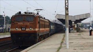 Nonton Superfast Ajmer Dadar Express Skips Vishwamitri With BRC WAP-4 : Indian Railways Film Subtitle Indonesia Streaming Movie Download