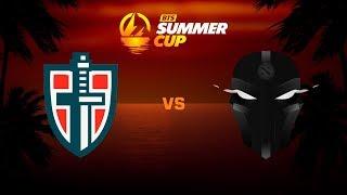 Espada vs The Final Tribe, Первая карта, BTS Summer Cup