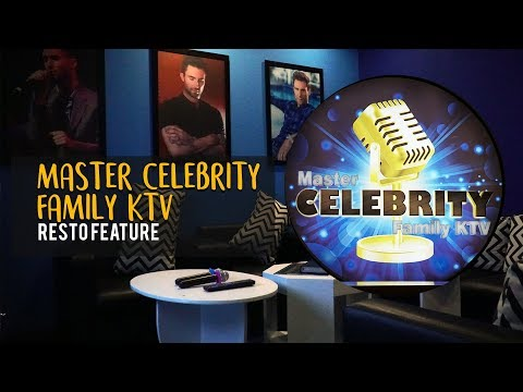 AFFORDABLE KTV ROOMS IN TOMAS MORATO - Master Celebrity Family KTV - Resto Feature