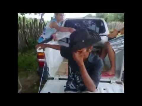 Cantor embriagado Em Colônia do Piauí - Puças