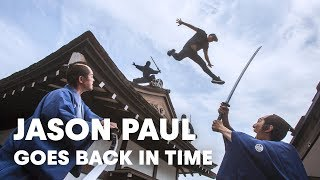 Jason Paul Goes Back in Time