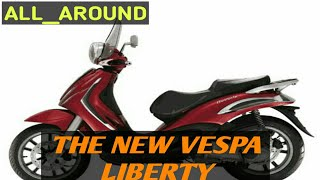8. 2018 Piaggio Liberty review and walkaround in India