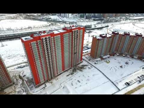 """Квартиры в ЖК """"Охтинская дуга"""" в (СПБ), Всеволожский район"""