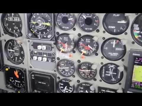 Engine Started surging during flight...