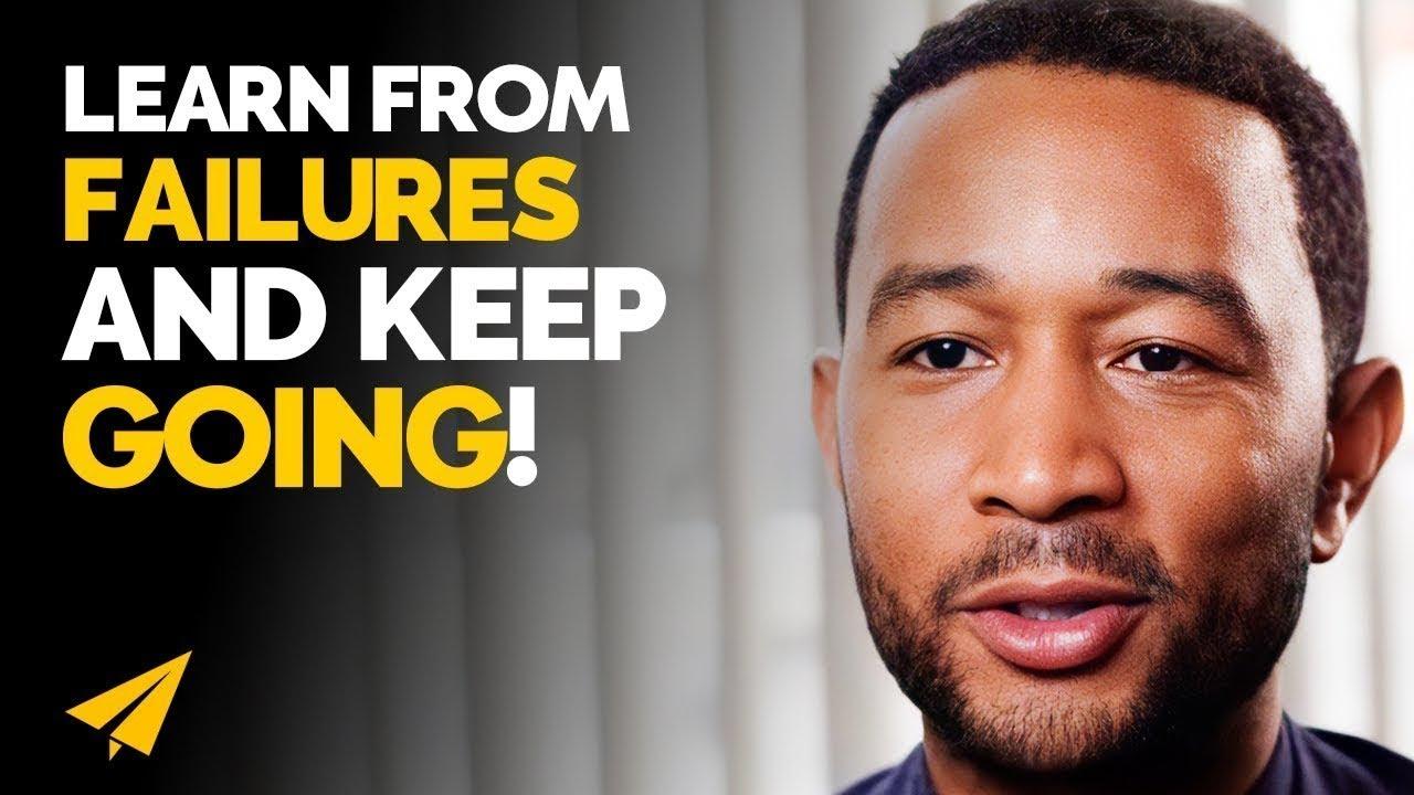 John Legend's Top 10 Rules For Success (@johnlegend)