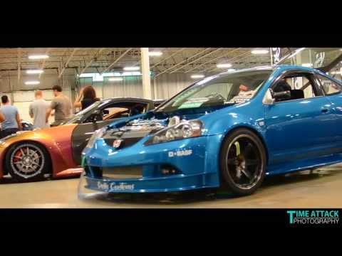 Tuner Evolution Car Show 2013 – TAKATA Racing Seats, Harnesses
