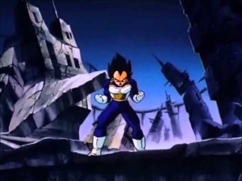 Vegeta's Monster