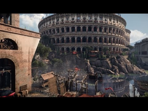 Ryse: Son of Rome – La ciudad de Roma
