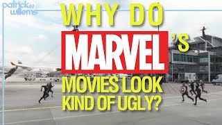 Nonton Why Do Marvel's Movies Look Kind of Ugly? (video essay) Film Subtitle Indonesia Streaming Movie Download