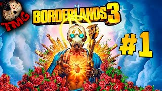 Borderlands 3 - Прохождение на русском - часть 1