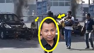 Video Terkuak Sosok Pria Penyelamat Bocah di Titik Ledakan Bom Polrestabes Surabaya, Sempat Teriaki Korban MP3, 3GP, MP4, WEBM, AVI, FLV Mei 2018