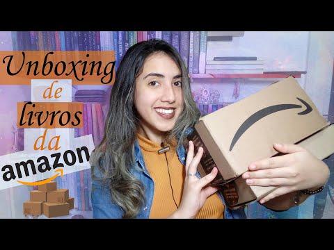 ?UNBOXING | ?PROMOÇÃO AMAZON?? | Leticia Ferfer | Livro Livro Meu