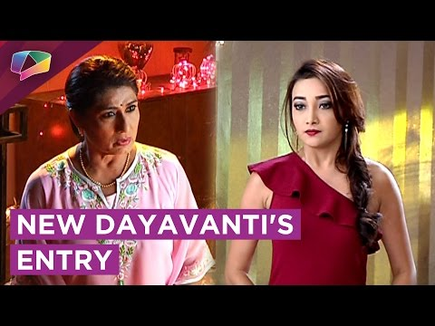 New Dayavanti Enters Naamkaran | Riya Escapes From