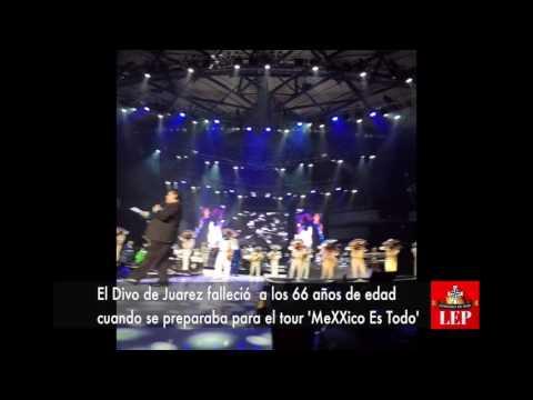 Juan Gabriel el mexicano que hizo cantar y llorar a hispanoamérica.