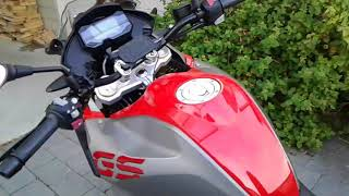 9. BMW G310GS Review