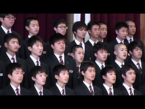 「空〜ぼくらの第2章」西根中学校卒業式