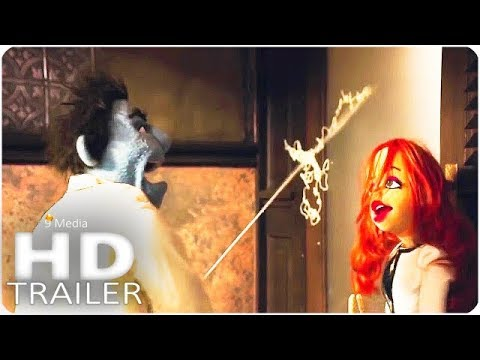 THE HAPPYTIME MURDERS Official Trailer (2018) Bad Muppets Movie HD