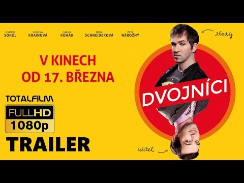 Ondřej Sokol není žádný troškař. Kolikrát se objeví v hlavní roli ve filmu Dvojníci?
