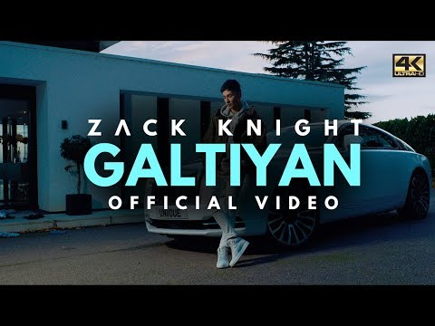 Zack Knight - Galtiyan (Official Music Video) (видео)