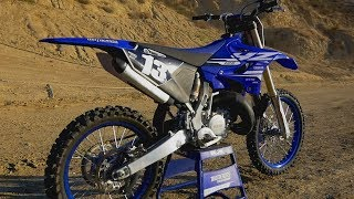 4. First Ride 2018 Yamaha YZ125 two stroke - Motocross Action Magazine