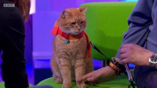 Nonton The One Show with James Bowen and his 'StreetCat' named Bob !  - 24th Oct 2016 Film Subtitle Indonesia Streaming Movie Download