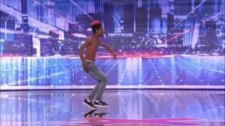 America's Got Talent 2012 - Alonzo 'Turf' Jones - YouTube