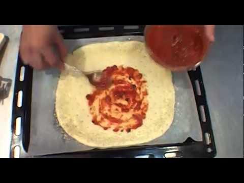 מתכון בסיסי לפיצה