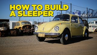 The MCM boys embark on an ambitious project to build an epic sleeper with a 1000% increase in power... Daily updates on...