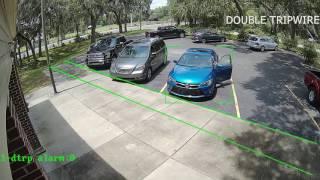VIM Camera Double Tripwire
