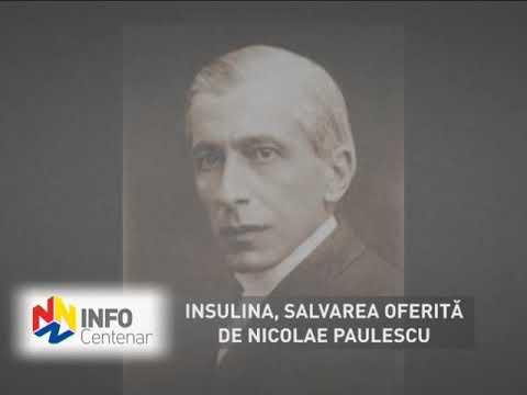 Insulina, salvarea oferită de Nicolae Paulescu