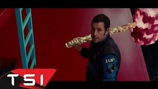 Nonton Pixels 2015 -  We Will Rock You [ Donkey Kong Scene ] Film Subtitle Indonesia Streaming Movie Download