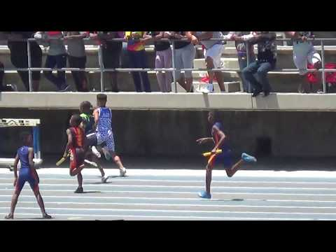 9-10 Boys 4X100 USATF So Cal JO's 6-10-2018