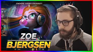 771.  Bjergsen Zoe vs Xerath Mid - Season 9 Patch 9.5 - March 18th, 2019