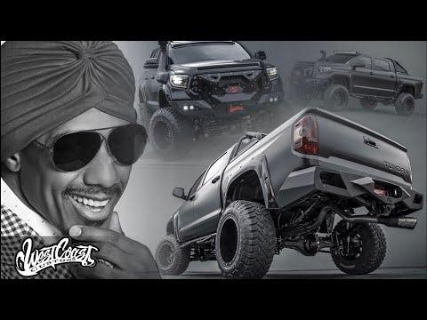 Nick Cannon's Custom 2020 Toyota Tundra | West Coast Customs