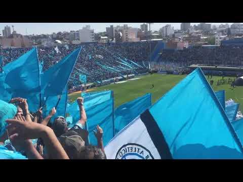 Recibimiento Belgrano-Galleres - Los Piratas Celestes de Alberdi - Belgrano