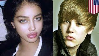 Download Video Justin Bieber mencari wanita misterius online, menghebohkan penggemar  - TomoNews MP3 3GP MP4