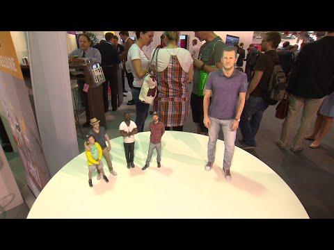 N24 @ IFA 2014 – Das 3D-Selfie